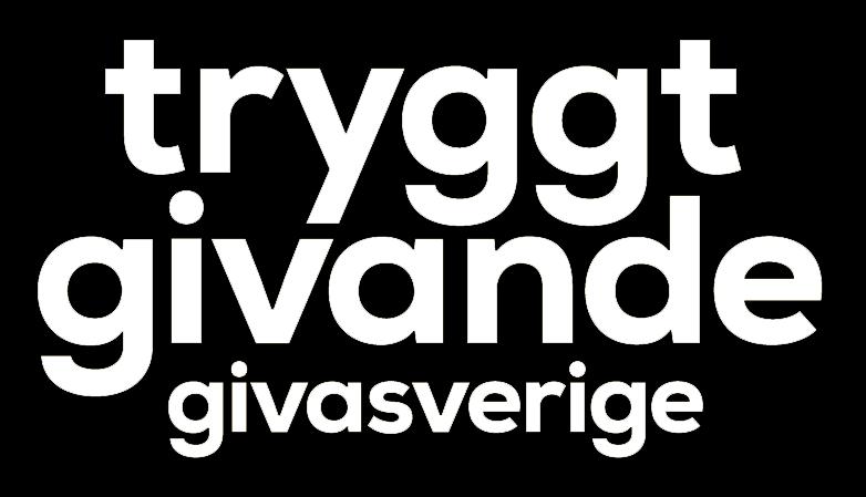 Tryggt Givande logotyp