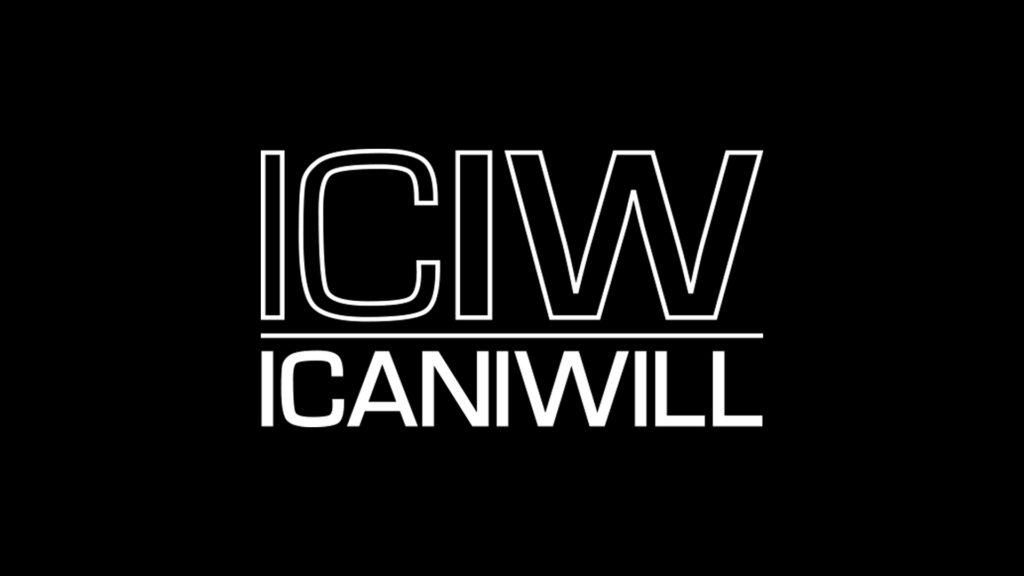 Fuck Cancer-ambassadör logga ICANIWILL